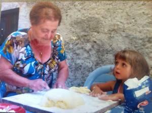 nonna and bella