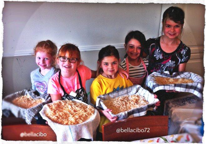 bella cibo kids cooking class