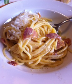 RECIPE BOOK CARBONARA