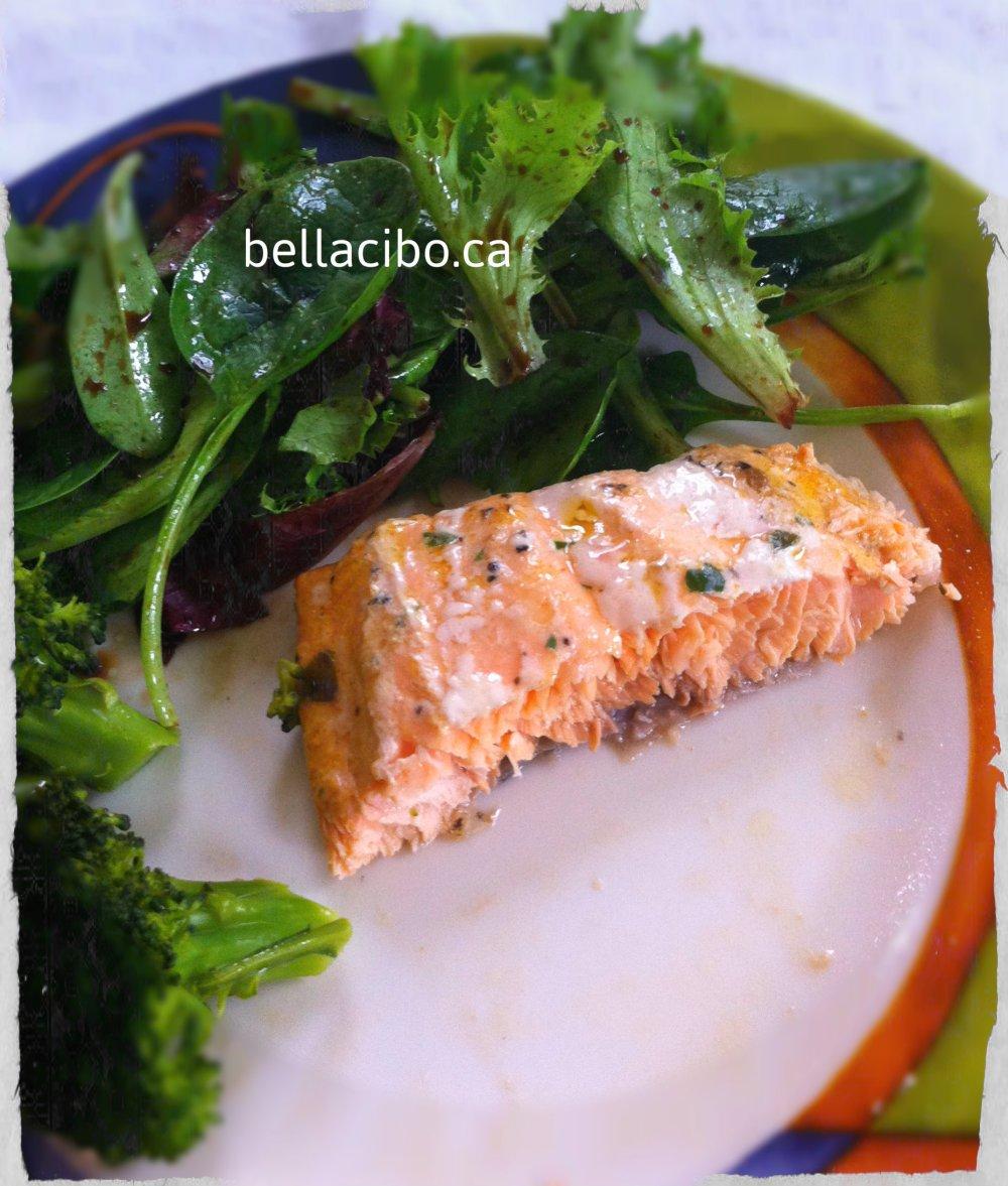 salmone 2 recipe